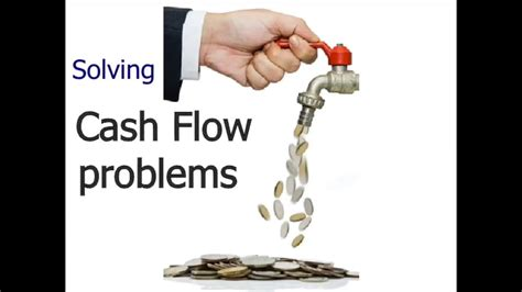 sle cash flow problems cure cash flow problems in small business youtube