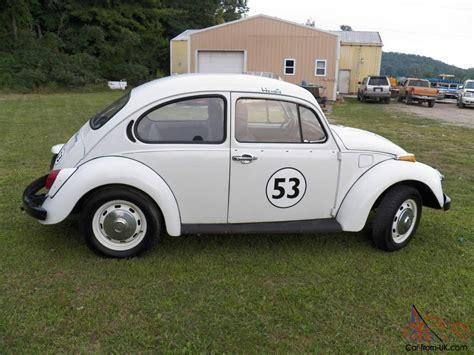 volkswagen beetle herbie 1971 herbie clone volkswagen beetle