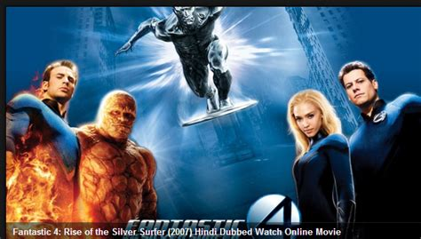 Watch Welcome 2007 Full Movie Fantastic 4 Rise Of The Silver Surfer 2007 Hindi Dubbed Watch Online Movie Welcome