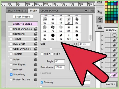 3 ways to install photoshop brushes wikihow 3 ways to create clouds in photoshop wikihow