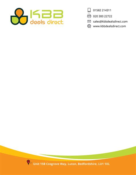 Letterhead Design By Graphicworld Co Logo And Brand Identi Flickr Letterhead With Logo Template