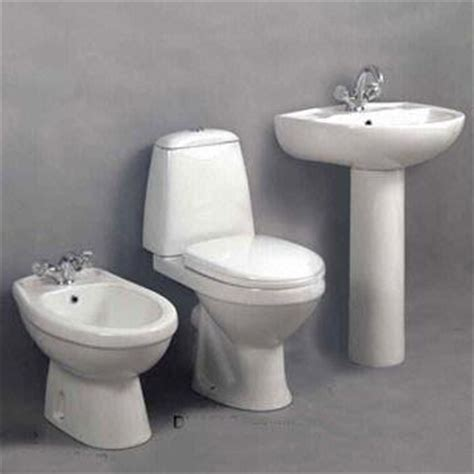 Water Closet With Bidet Water Closet Combined Of Toilet Bidet Sink Lavatory