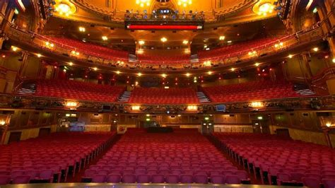Pavilion Floor Plan by The London Palladium Theatre Visitlondon Com