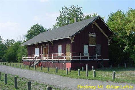Landscape Supply Pinckney Mi Michigan Railroad Depots Mnop