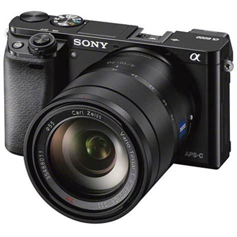 Kamera Sony A6000 kamera mirrorless pengganti dslr
