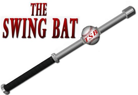 baseball bat swing trainer the swing bat hitter s training bat hittingworld com