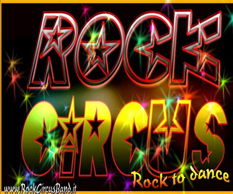 Circo Rok rock circus band home