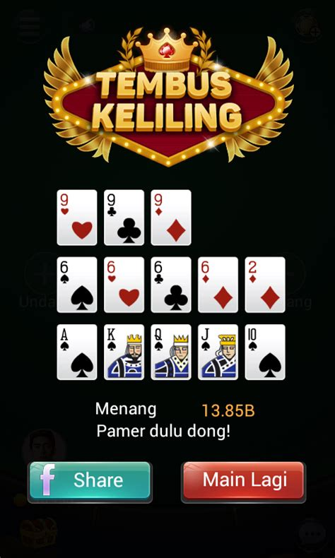 Capsa Susun (Free Poker Game)   Android Apps on Google Play