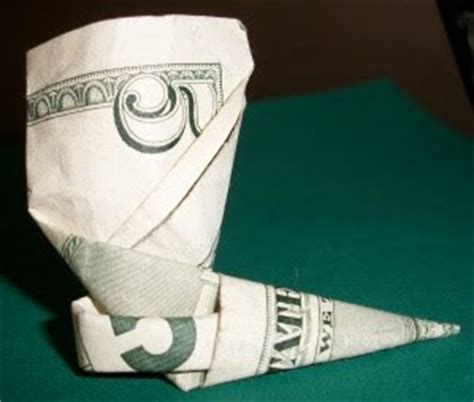 Folding Paper Money Into Shapes - craft for you folding money into shapes