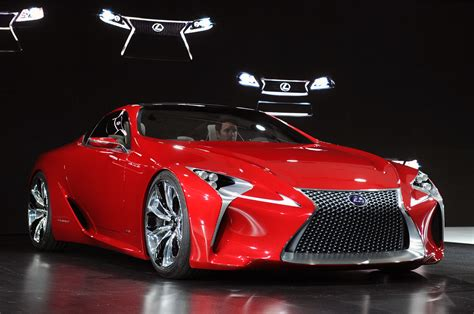 lexus lf lc lexus lf lc approved for production autoblog
