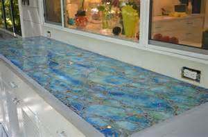 Bathroom Floor Tile Underlayment - glass mosaic countertop moonfish artworks