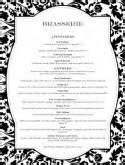 posh menu template dining menu templates musthavemenus