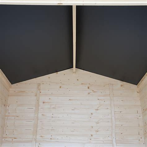 garage bois 2634 chalet jardin boutique abri bois 19mm toit
