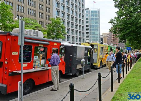 Washington Dc Food Trucks Washington Dc Food Tours