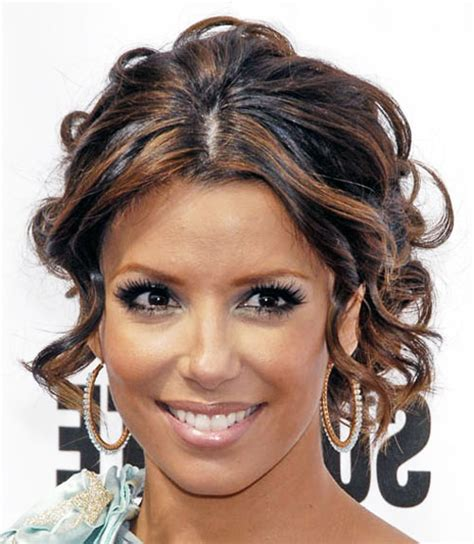 google pictures for medium length updo hair styles eva longoria hairstyles updo