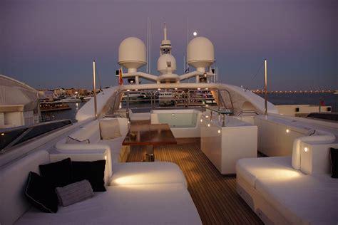 leopard lisa iv luxury yacht charter west nautical