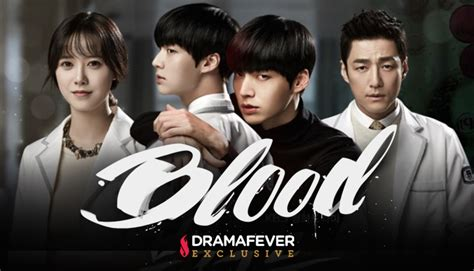 film korea hot blood young blood 블러드 watch full episodes free on dramafever