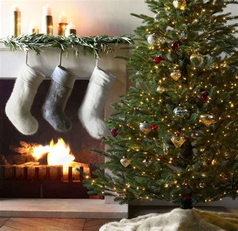 christmas stockings  modern style