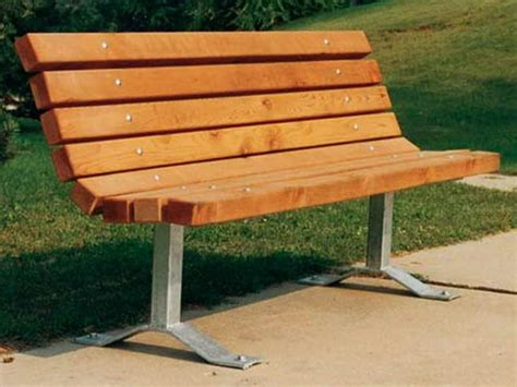 park benches wooden bench designs wood park bench plans plans to build