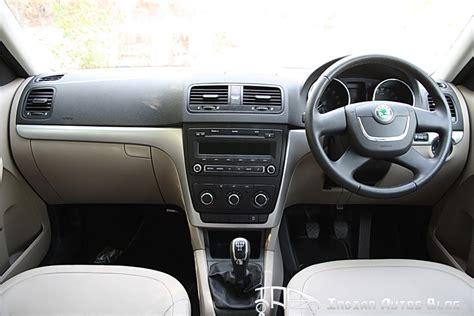 skoda yeti interior interior review skoda yeti 4x2