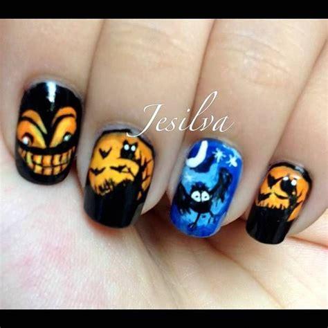 tutorial unghie instagram halloween nail art nail art unghie decorate per la