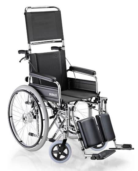 sedia a rotelle surace sanitax it salute e benessere carrozzina pieghevole