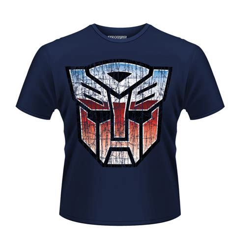 Tshirtt Shirt Transformers transformers autobot shield t shirt official somethinggeeky