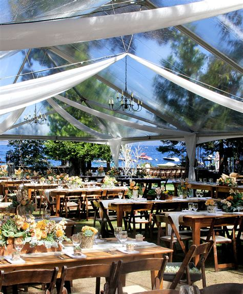 Wedding Venues Tahoe by Lake Greenwood Wedding Venues Mini Bridal