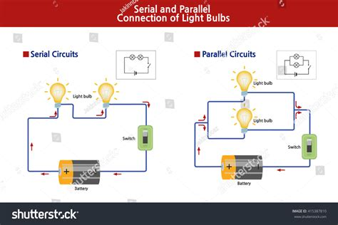 light bulb wiring diagram parallel wiring diagram with