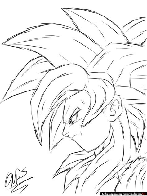 imagenes para colorear de dragon ball z pin imagixs dibujos dragon ball para imprimir colorear on
