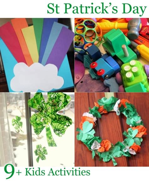 Activities For S Day 9 St S Day Crafts Activities For To Make