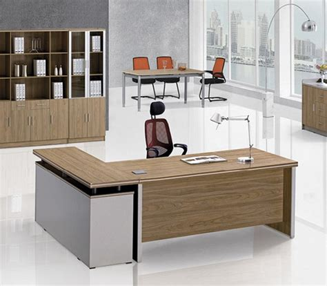 china modern executive desk l shape modular office