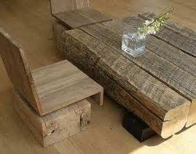 repurposed wood furniture andr 233 joyau s salvaged wood furniture celebrates reclaimed