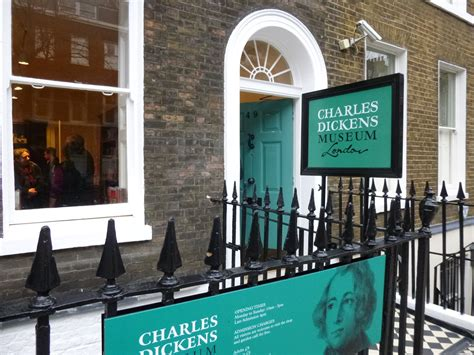 DISCOVERING DICKENS? LONDON HOME London Slant