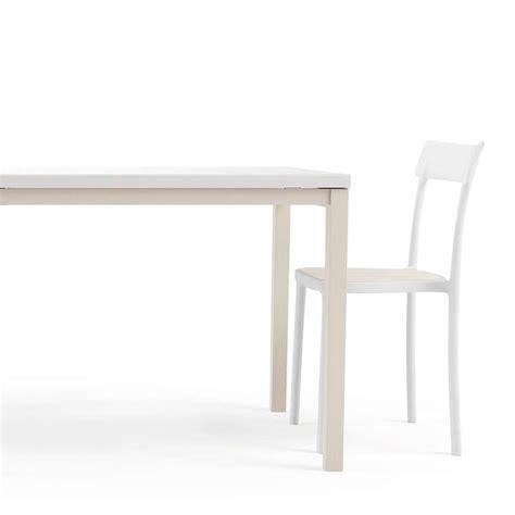 table de cuisine en verre avec rallonge bois 4