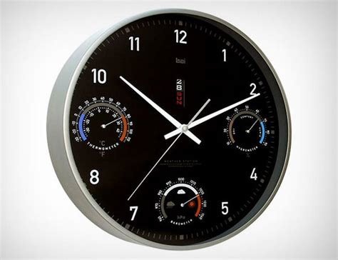 cool wall clock design plushemisphere