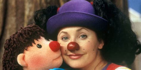 big comfy couch red light green light loonette the clown on the big comfy couch memba her