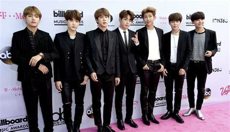 imagenes coreanas kpop bts grupo de k pop triunf 243 en la gala billboard fotos