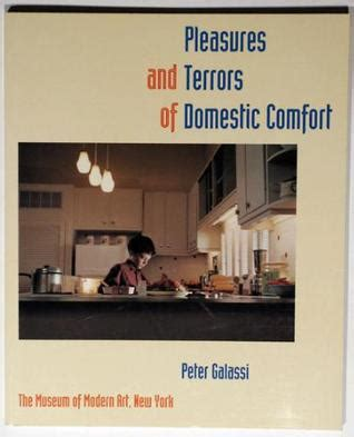 pleasures and terrors of domestic comfort pleasures and terrors of domestic comfort by peter galassi
