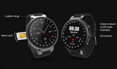 Smartwatch Ram 2 Gb Colmi I3 3g Review Fast 2gb Of Ram On Android Smartwatch Phone