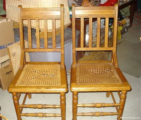 seat chairs repair need your seat rewoven get chair caning repair help