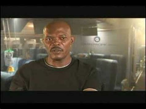 Samuel L Jackson Adds To Snake Repertoire With Black Snake Moan by Samuel L Jackson Brave With Snakes On A Plane