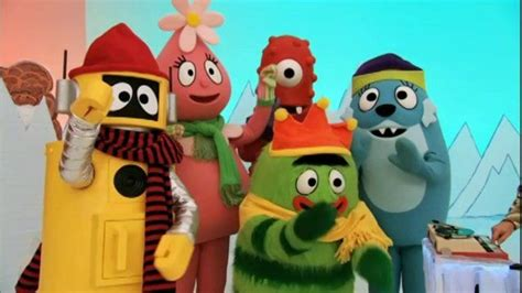 balloons the postmarks yo gabba gabba not only is this yo gabba gabba but mcr also go to about