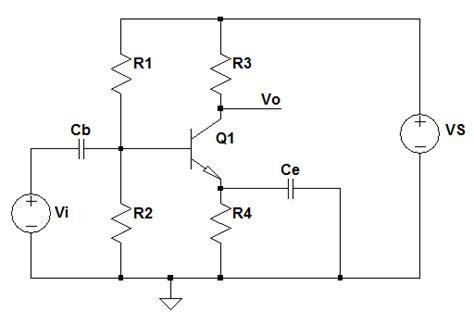 transistor bjt lifiers bipolar junction transistors bjts analog electronics tutorials