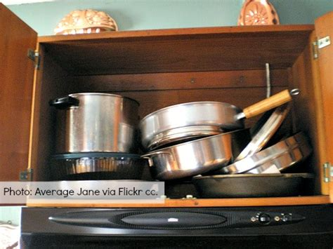 organize pots and pans 3 solutions to organize pots and pans moving insider