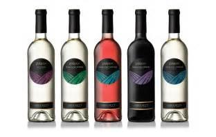 bottle label design uk polgoon vineyard branding label design