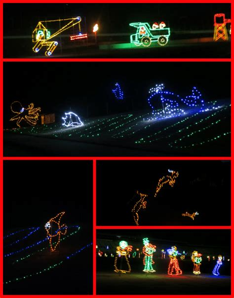 gift of lights at atlanta motor speedway serendipity and