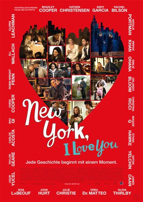 film love love you filmplakat new york i love you 2009 filmposter archiv