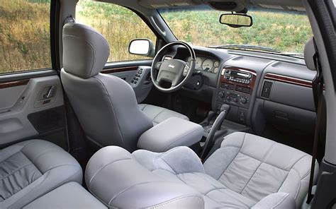 2002 Jeep Grand Interior 2002 jeep grand interior photo 303136