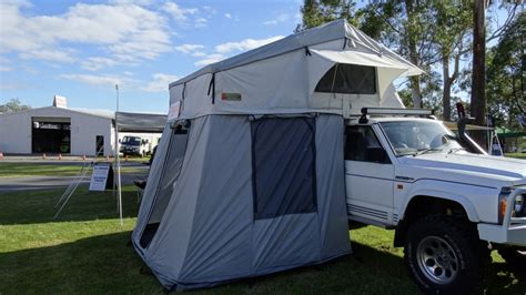 SUPERIOR XL Roof Top Tent 2.2m   Camper Trailers & Rooftop